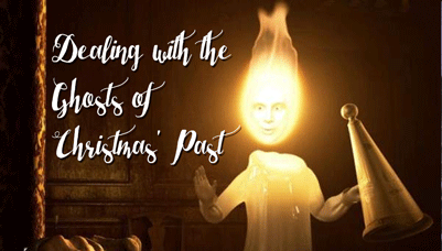 Making Peace With Your Ghosts of Christmas' Past