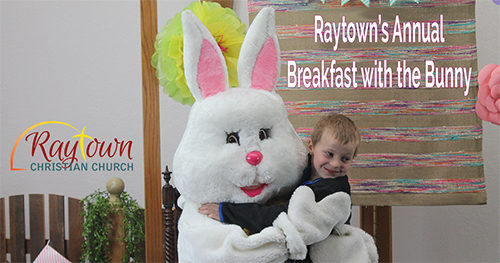 2018 Breakfast with the Bunny