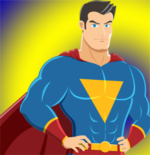 Becoming a Man of Steel