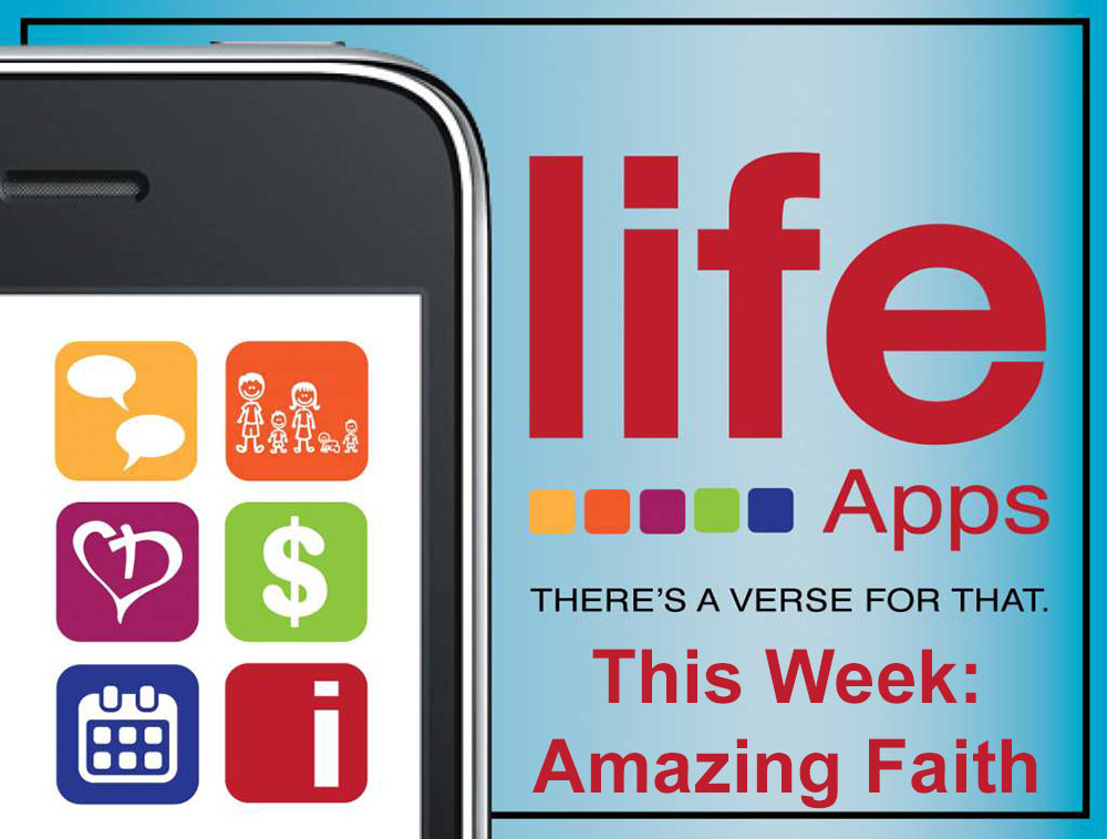 Amazing Faith: There's an App For That
