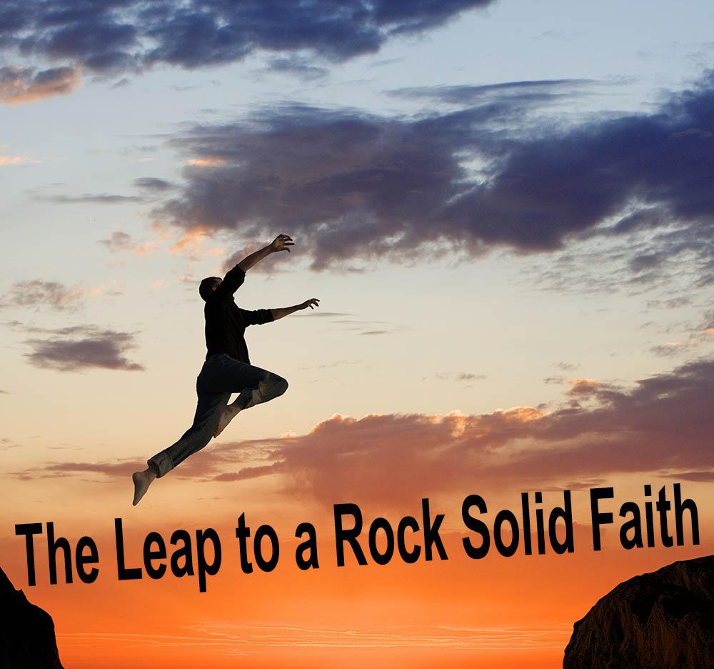 Rock Solid Faith: The Doubt in Faith