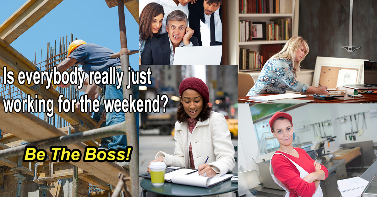 Be the Boss … The Best Boss